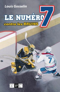 numero 7 contre les bruins-louis gosselin